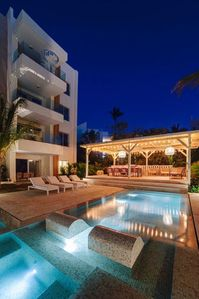 Photo for Luxury Condo Steps Away from the Beach Garden A2