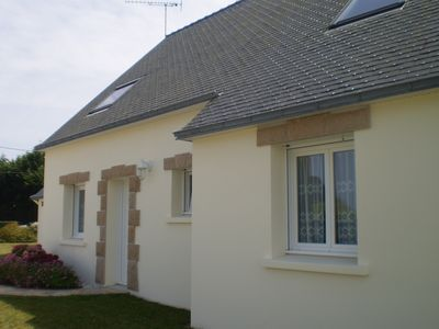 Photo for 600 m from the beach, pleasant 3-star holiday home
