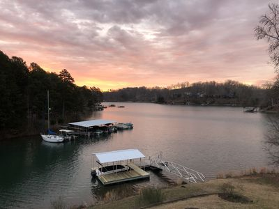 Come enjoy Lake Keowee Sunrise at this amazing Lake Keowee home!
