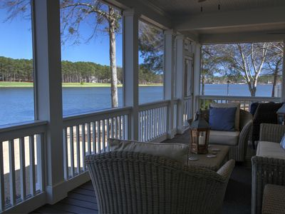 5* Lakefront Luxury - Relax At Jack Nicklaus' Former Reynolds Lake Oconee Home