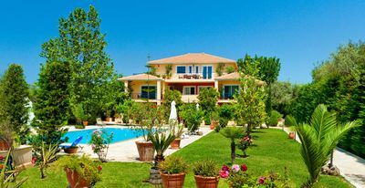 Photo for Luxury Apartments close to the beach and near the town Lefkas Blue Residence 3