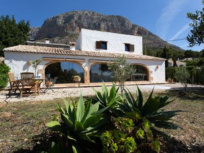 Photo for 250 year old Spanish Finca Stylishly restored with all amenities and comfort