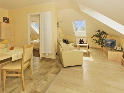 Photo for Beach house type V (65 square meters) - beach Aurell - right on the Baltic Sea beach