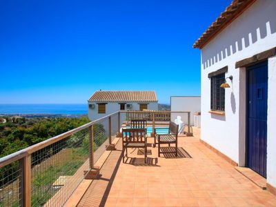 Photo for Vacation home Casa Martin in La Axarquía / Frigiliana - 3 persons, 2 bedrooms