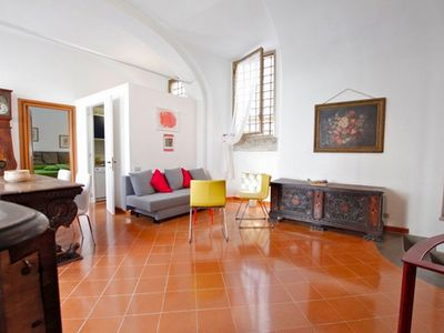 Photo for 100 m², 2 bedrooms 1 bathroom for 5 people in Trevi