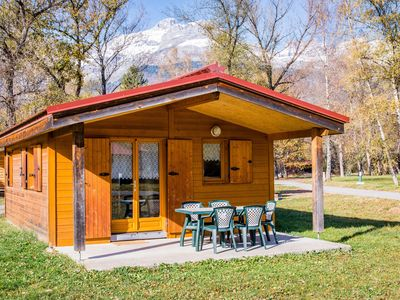Photo for 2BR Chalet Vacation Rental in Passy