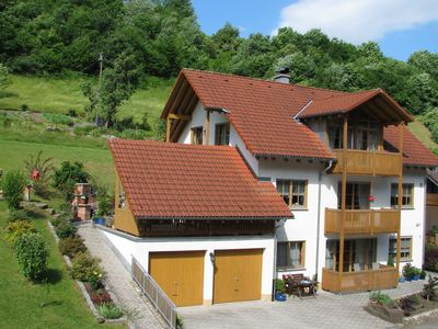 Photo for Charming Apartment in Black Forest near the Forest