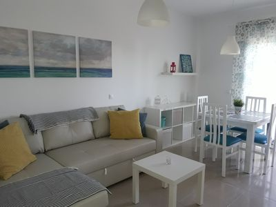Photo for Beach Apartment El Morche