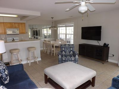 Photo for Full Kitchen, 2 Bedrooms, 2 Bathrooms, Golf Resort, Close to Beach in Calabash, NC(2801)