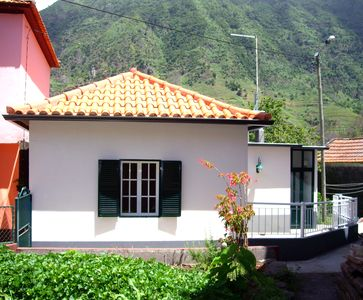 Photo for Small traditional house in São Vicente - Madeira