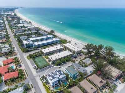 Photo for FishStix: Awesome & Huge, Heated Pool, Hot Tub, Views of Gulf, 3 Houses to Beach