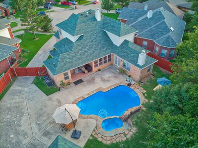 Photo for 2800sf 4 Bedroom Beautiful House with Pool & Large Patio