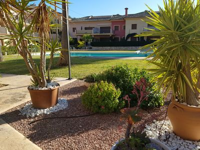 Photo for 2BR Apartment Vacation Rental in Benissa
