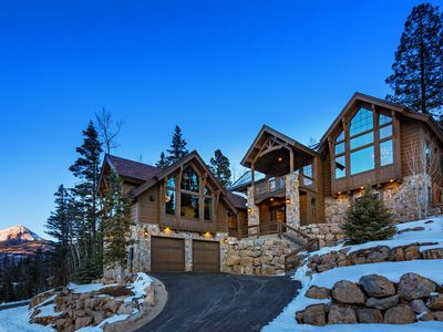 Photo for Brand New Luxury Custom Home - Amazing Views, Game Room, Ping Pong, Hot Tub