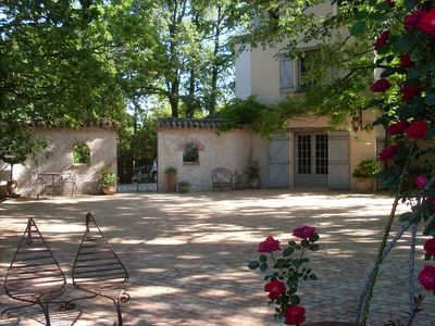 Photo for Charming house in the countryside. Spa, Private Pool. TB views. Near Montcuq.