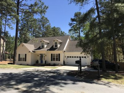 Photo for Spacious house in Pinehurst course No.6