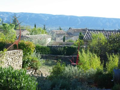 Photo for VIEW LUBERON AND ALPILLES
