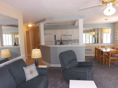 Photo for Full Kitchen, 2 Bedrooms, 2 Bathrooms, Golf Resort, Close to Beach in Calabash, NC(1604M)