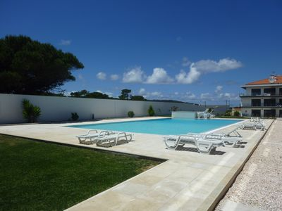 Photo for Beautiful and Confortable Apt for Your Vacations in São Martinho do Porto