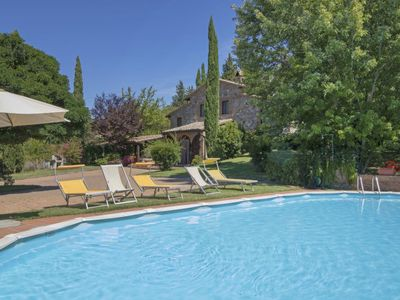 Photo for Vacation home Podere Agnese in Celle sul Rigo - 6 persons, 3 bedrooms