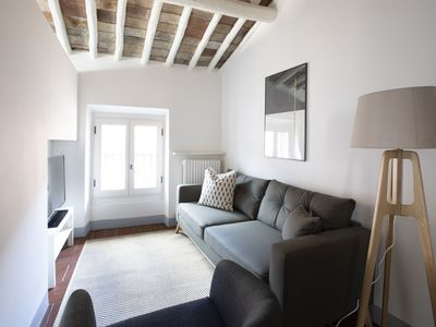 Photo for Architectural 2BR in Trastevere by Sonder