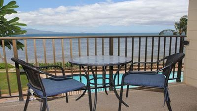 "Photo for Maui Beach Front Condo Hono Kai, 2019 ""Summer Special"" $165.00"