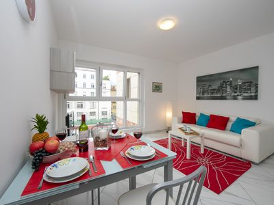 Photo for Central Lugano Apartment, Lugano, Switzerland