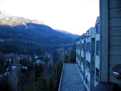 Photo for Very quiet location yet close to Whistler Creekside Gondola