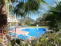 We love Hacienda del golf and this is a beautiful apartment