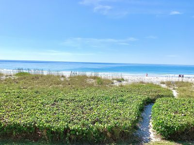 Photo for Longboat Key is the beach for me!  Gulf front condo