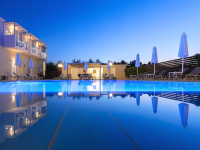 Photo for Apartment With Pool View