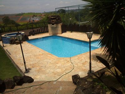 Photo for Sítio alessandre atibaia complete in gated community