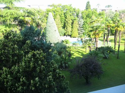 Photo for Luxury apartment building, secured, with pool, not far from the Croisette