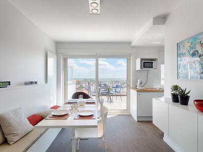 Photo for 1BR Apartment Vacation Rental in Knokke Heist