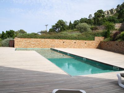 Photo for Fabulous 4 bed, 4 bath, apart, in Aigua Blava, Begur, with communal pool