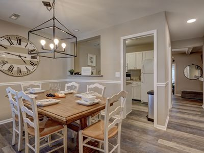 Photo for Luxury Remodeled Townhouse in Mt. Pleasant, Charleston suburb