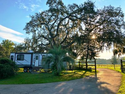 "Photo for ""27 Acres"" RV on the edge of Orlando"