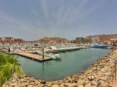 Photo for NEW! Upscale Cabo Condo w/ Jacuzzi on the Marina!