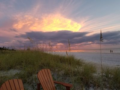 Historic Butlerhouse, dunes of Pass-a-Grille beach...no one ever wants to leave!