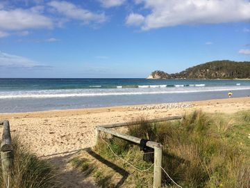 Surf Beach, New South Wales, Australien
