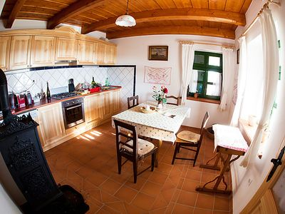 Photo for Vacation home Veranda H002 in Vindornyalak - 2 persons, 1 bedrooms