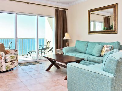 Crystal Shores West 1107-Spend Memorial Day with Your Toes in the Sand