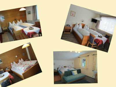 Photo for Double Room - Pension Tannheim - Family Kleiner