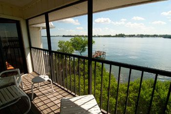 Photo for Gulf Watch 216 - Condo 2 Bedroom / 2 Bath Gulf to Bay access, maximum occupancy of 4 people .