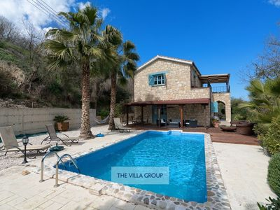 Photo for Giolou Villa, Sleeps 5 with Pool, Air Con and WiFi