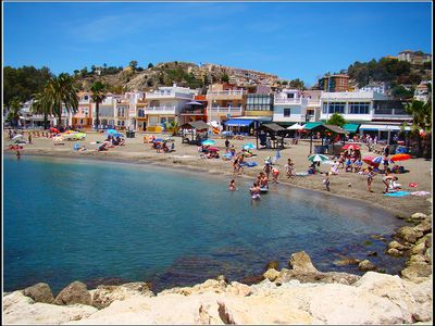 Photo for Apartment to rent 30 meters from Pedregalejo beach