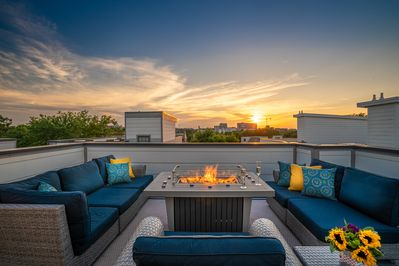Rooftop Deck - Welcome to Nashville! This stunning home is professionally managed by TurnKey Vacation Rentals.