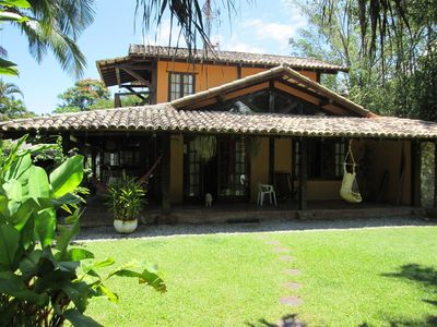 Photo for Wonderful house in Barra do Sahy.
