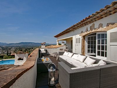 Photo for Lovely 7 bedroom House in Mougins (Q7079)