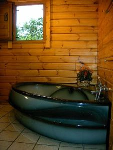 Photo for HOUSE and CHALET 7 and 8 SLEEPING.  Private pools Soulac sea Medoc Sea